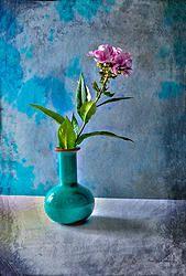 Turkis vase - Turquoise Vase