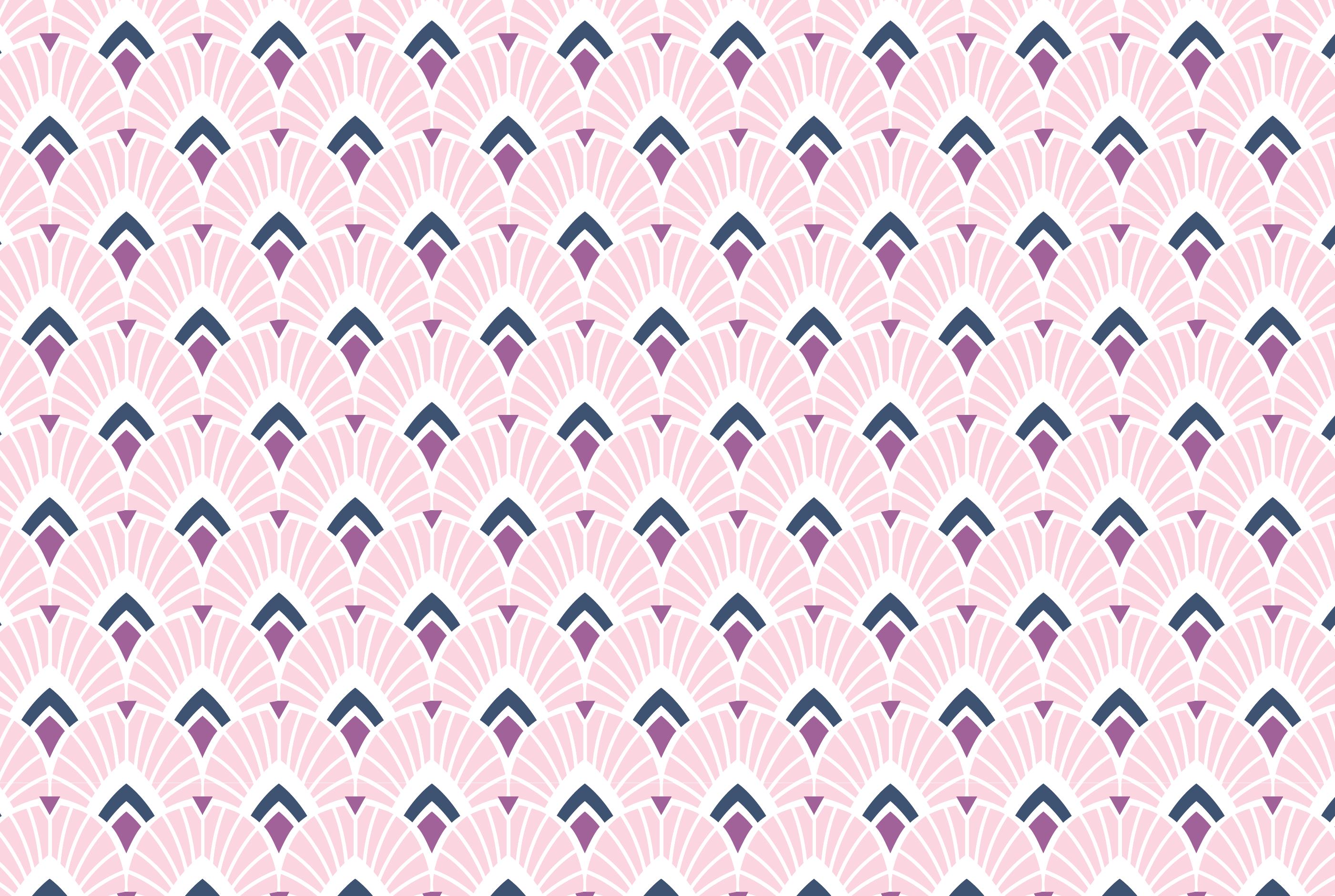 Art Deco Pattern Desktop Background Digital Wallpaper Art Deco Pattern Pattern