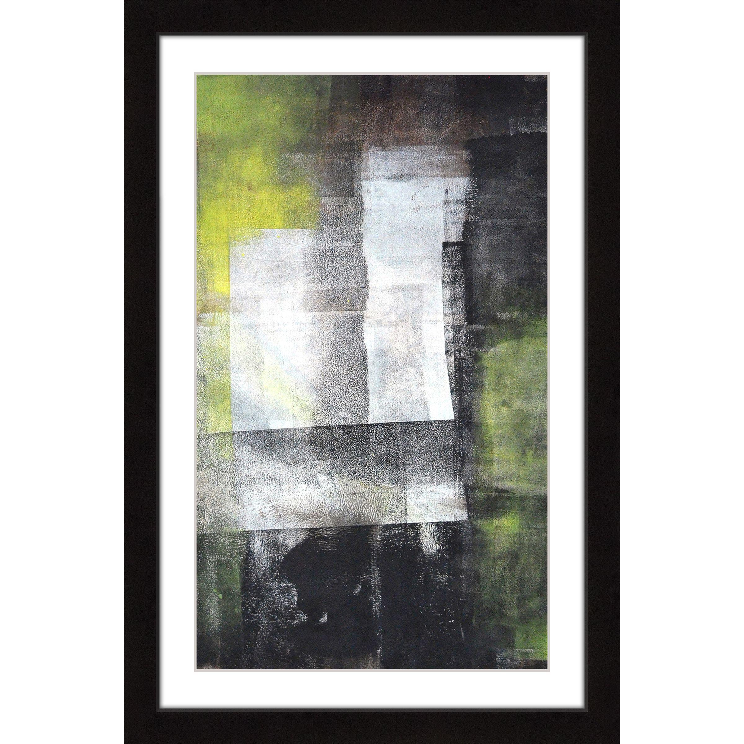 Marmont Hill Square Of Light Framed Art Print