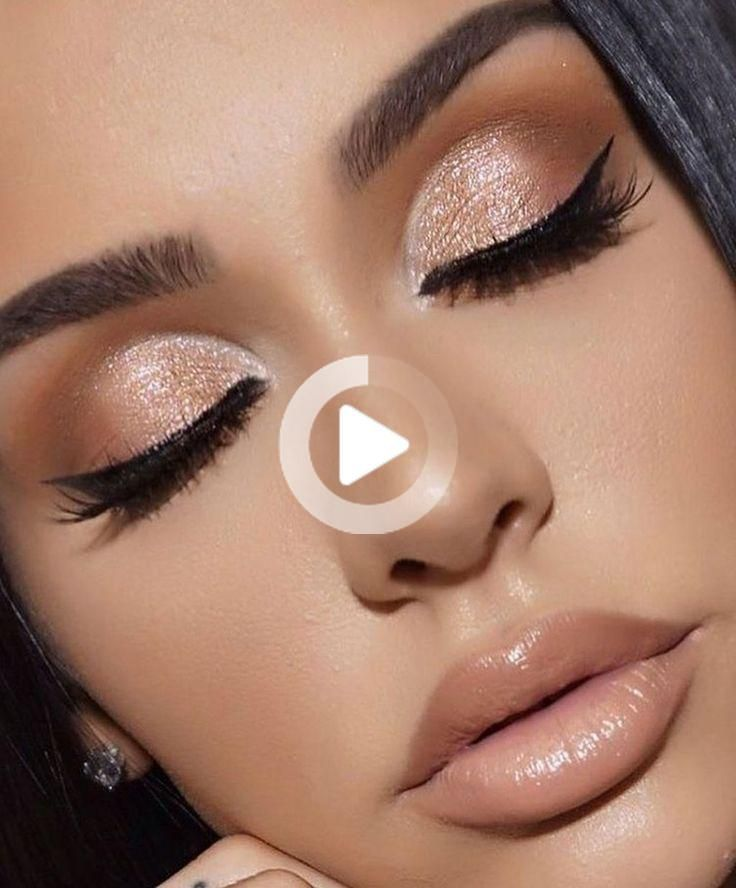 Estate Makeup Shimmering e naturale