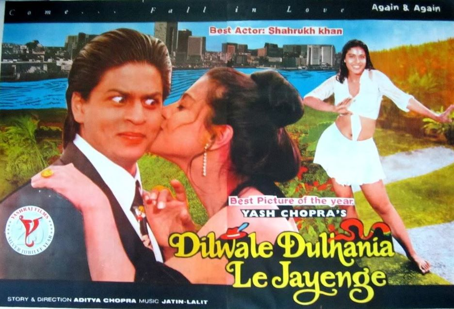 the Dilwale Dulhania Le Jayenge dubbed in hindi movie download torrent