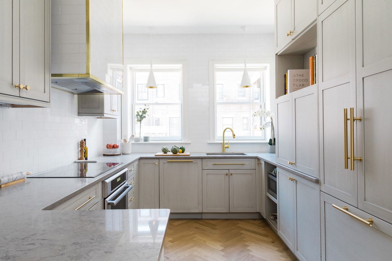 A Pied A Terre In The Greater Boston Area Rue Kitchen Remodel