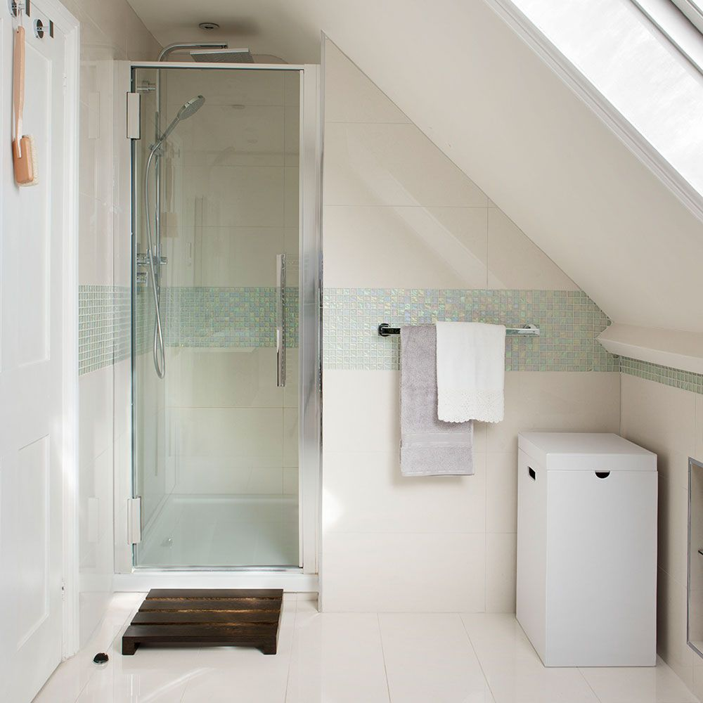 Optimise your space with these small bathroom ideas   Pinterest ...
