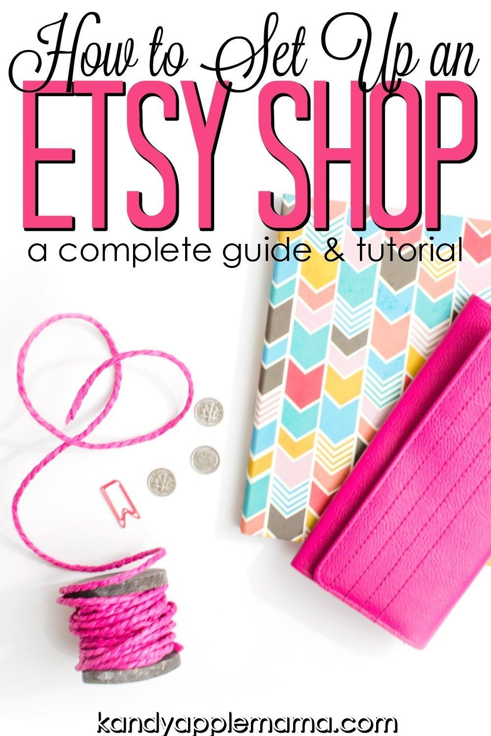 An EPIC Guide + Tutorial on How to Start an Etsy Shop