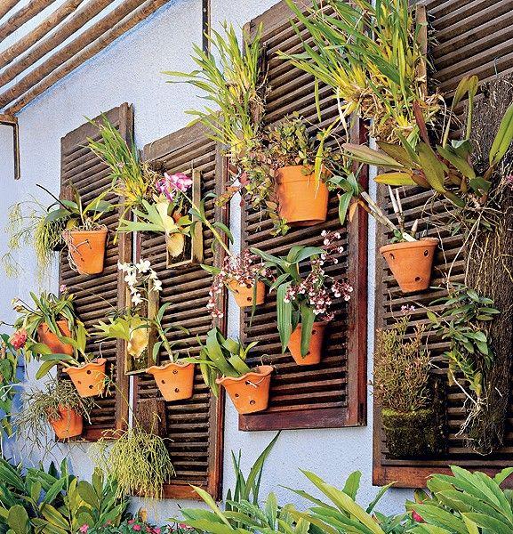 Casa com orquídeas   Small gardens and Gardens Zone Garden Design Html on garden designs zone 7, garden designs zone 6, garden designs zone 3,