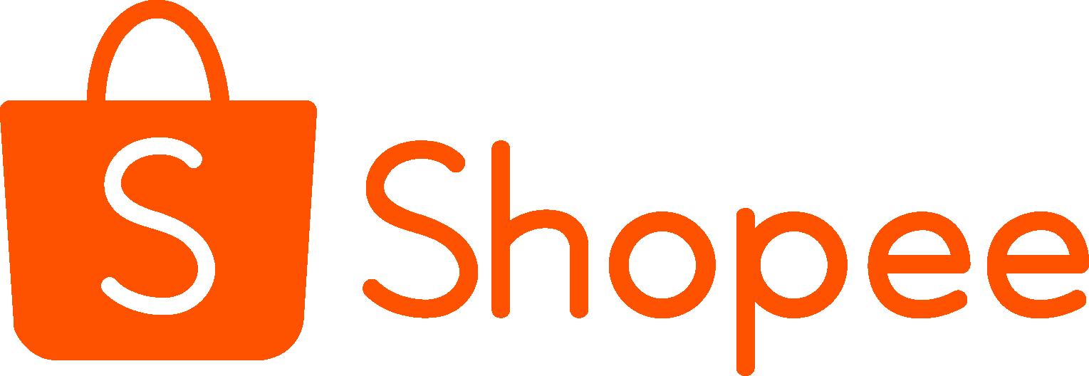 Shopee Logo Desain Pamflet Ilustrasi Ikon Bingkai Foto