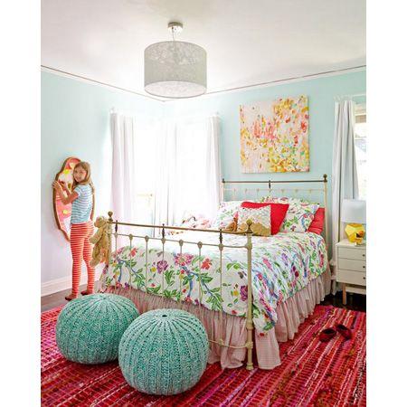 7 Sensational Tween U0026 Teen Girl Bedroom Makeovers   The Cottage Market