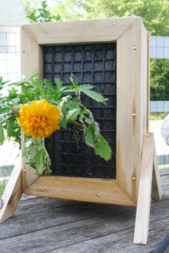 5x7 Double Sided Tabletop Vertical Garden by DansGeneralStore, $19.98