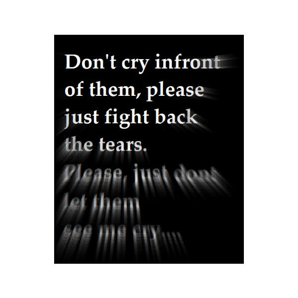 Self Harm Depression Quotes Tumblr Liked On Polyvore Featuring