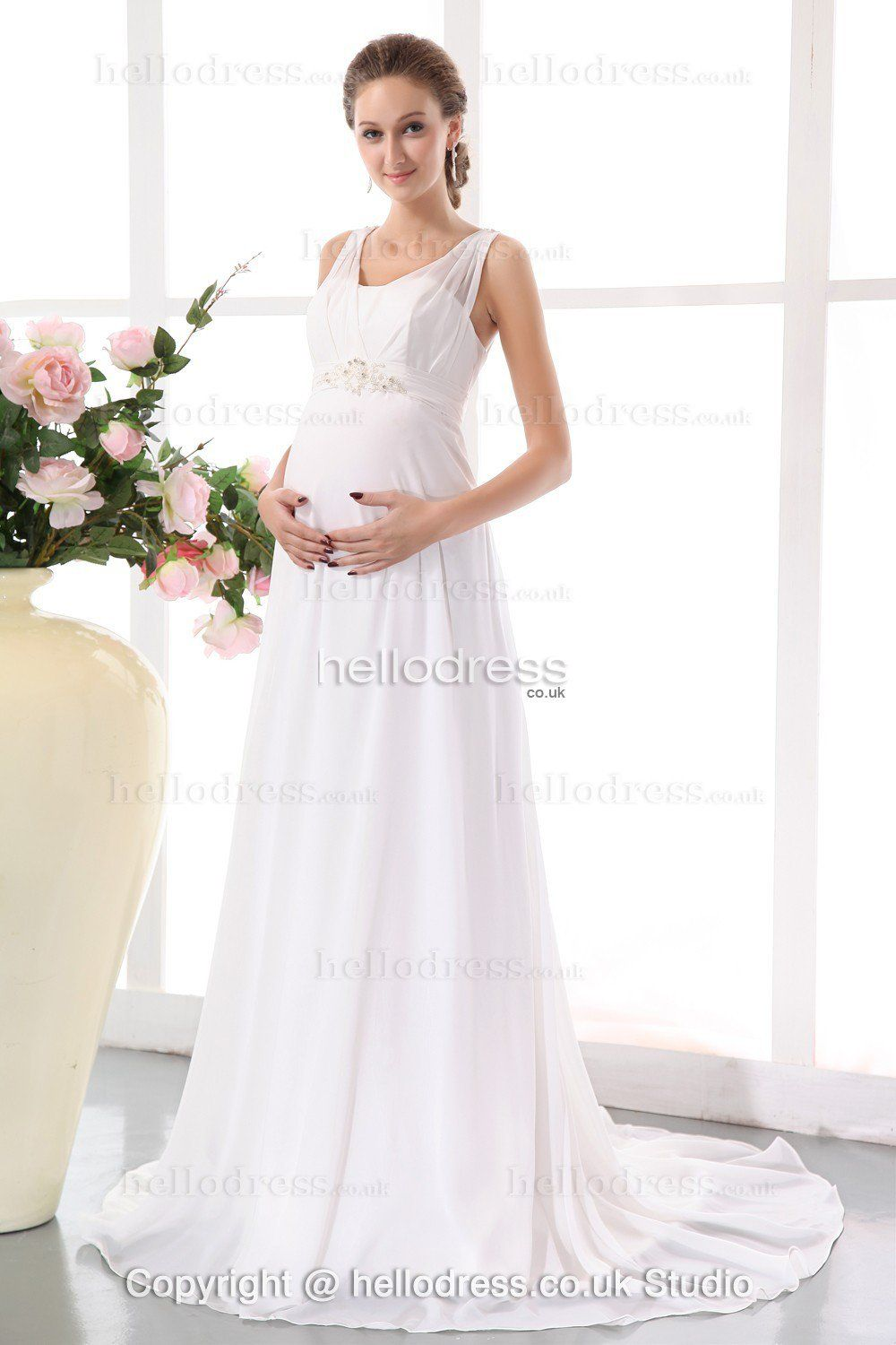 wedding gowns for pregnant brides pictures google search