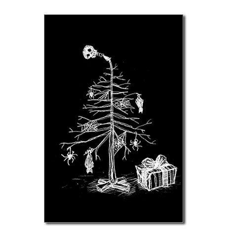 gothic christmas   Tumblr