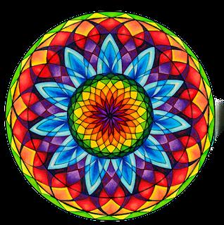 7 das Artes: Mandalas.