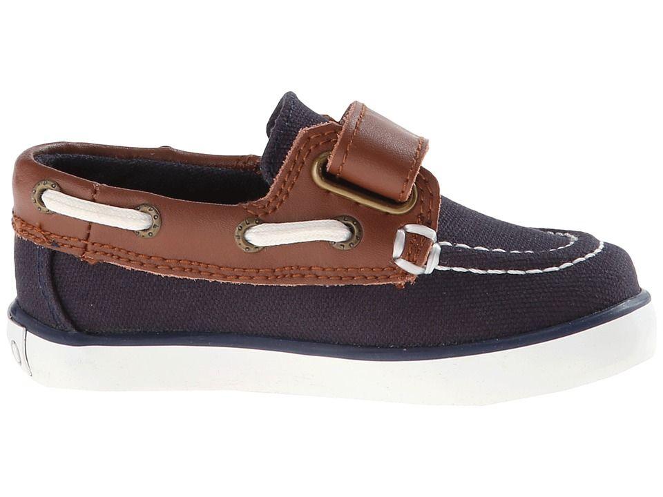 Cheap Sale Amazon Polo Ralph Lauren Sander-CL EZ Boat Shoe - Toddler(Infant/Toddler Boys') -Khaki Canvas/Tan Leather Clearance Inexpensive Outlet Big Sale Lowest Price Cheap Price Cheap Footlocker rq9WNEQ1Z6