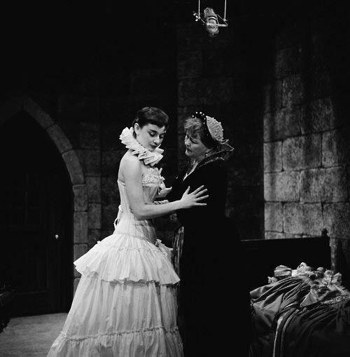 Audrey Hepburn 1952 TV Debut