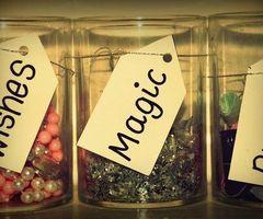 wishes, magic, hopes and dreams...
