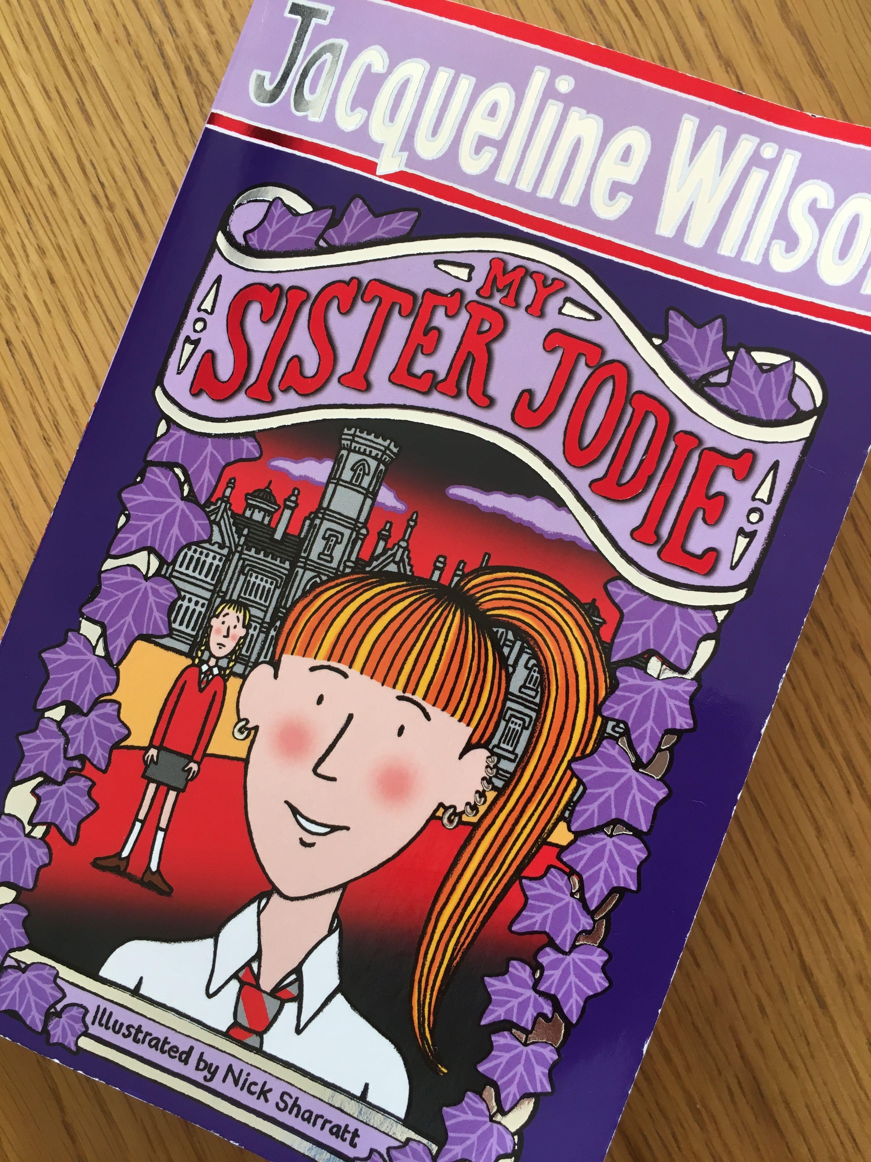 Book jodie my sister