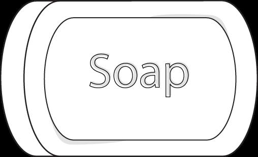 soap clip art soap clip art image black and white bar of soap rh pinterest com Water Clip Art Body Wash Clip Art