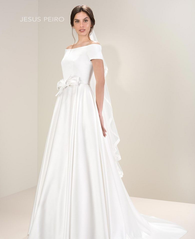 Vestido novia JESUS PEIRO 7050 JESUS PEIRO gown MIRTILLI COLLECTION ...