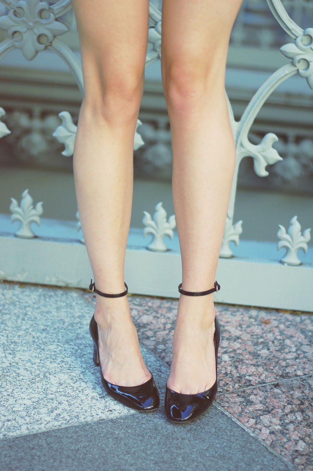 Black, White and Polka Dots   Footwear   Shoes, Polka dots, Vintage ... 5387bbb1c254