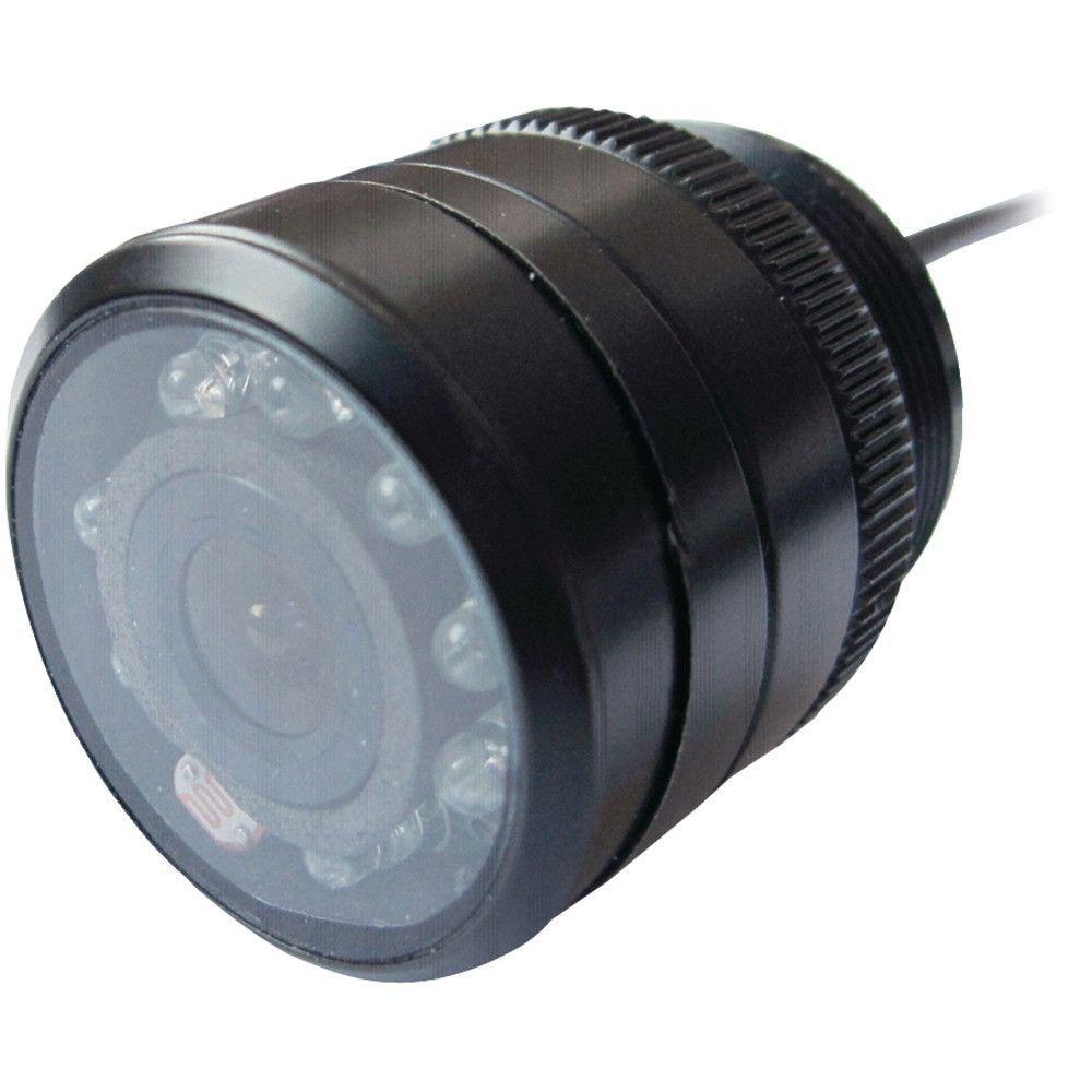 Pyle Waterproof Universal-mount Front & Rearview Camera