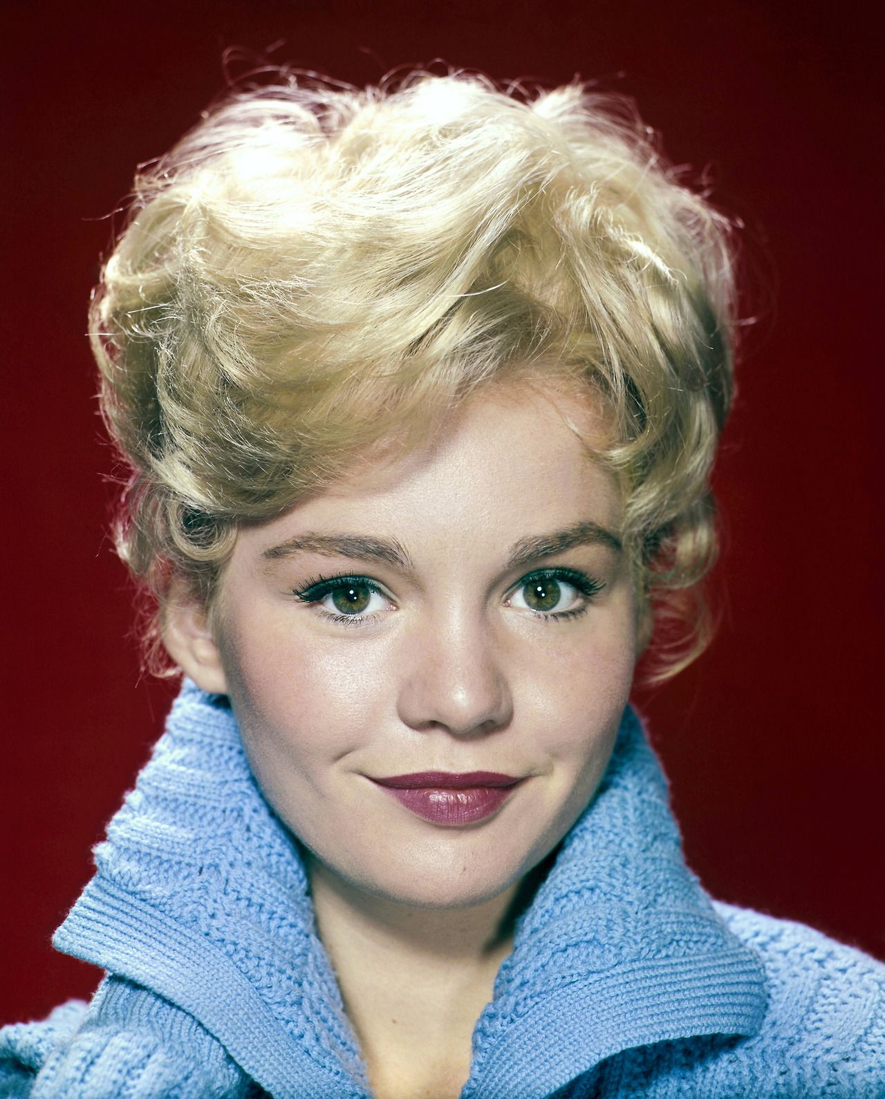 It was a BIG improvement when Tuesday Weld went blonde