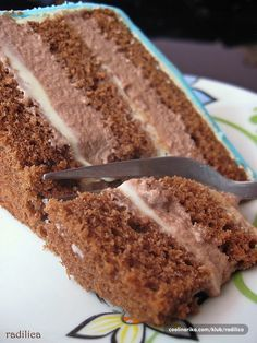 Torta kao Ferrero Rocher
