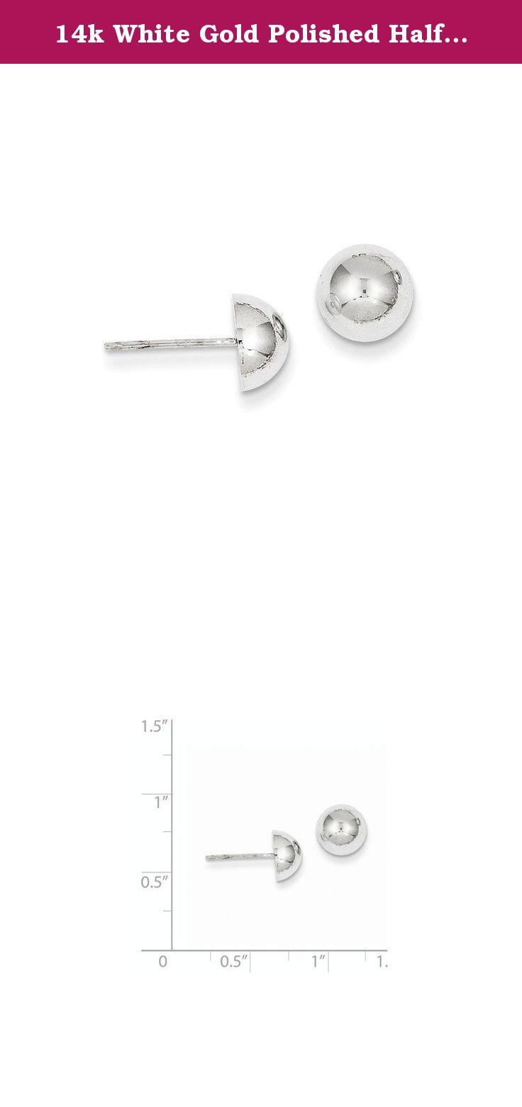 SS 8MM FOOTTBALL LEVERBACK EARRINGS LeverBack Earring