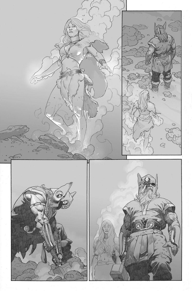 Marvel Legacy Sneak Peek The 1 000 000 Bc Avengers Marvel Art Comics Artwork Drawing Superheroes