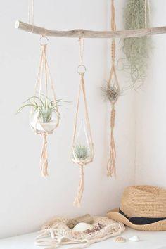 """Einfach! Daisos Bindfaden ☆ So stellen Sie aktuelle Pflanzenhänger her: Chikubo Kubota Fotostyling-Webmagazin """"Klastyling"""" + Styling – 昭子"""
