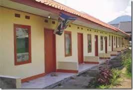 Desain Rumah Kontrakan Kecil RK02  Jasa Desain Rumah