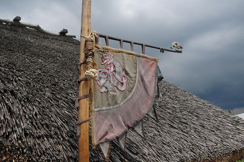 Wikinger Banner