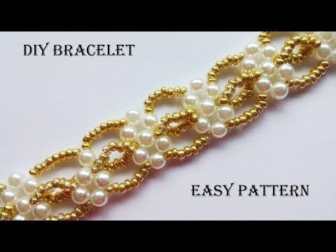 If you want to be noticed at the party you must were this beautiful if you want to be noticed at the party you must were this beautiful bracelet the pattern is easy and you can learn quickly how to do it yourself solutioingenieria Gallery
