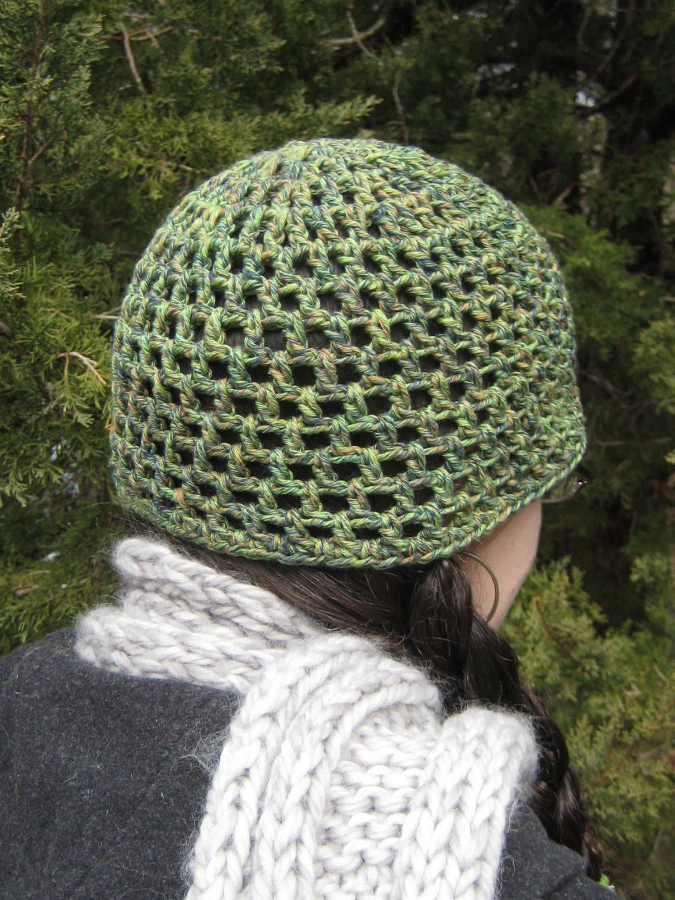 This Free Unisex Beanie Crotchet Pattern is a Perfect Gift Solution ...