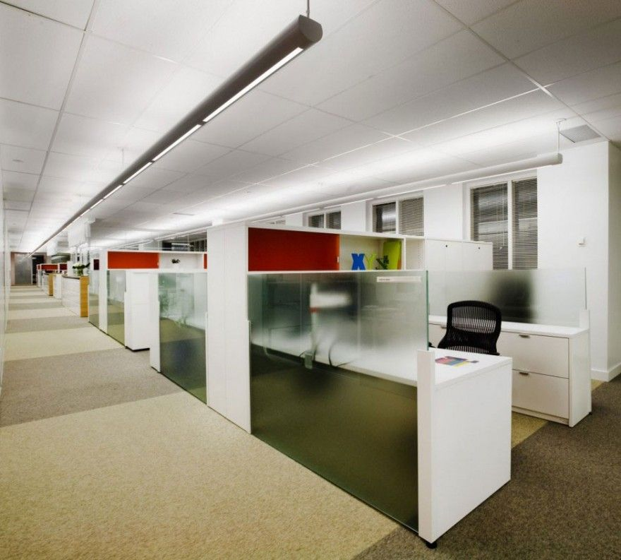 modern office interior design Image Detail for - Interior Design with Modern Styles | Contemporary Office Cubicle  | Work
