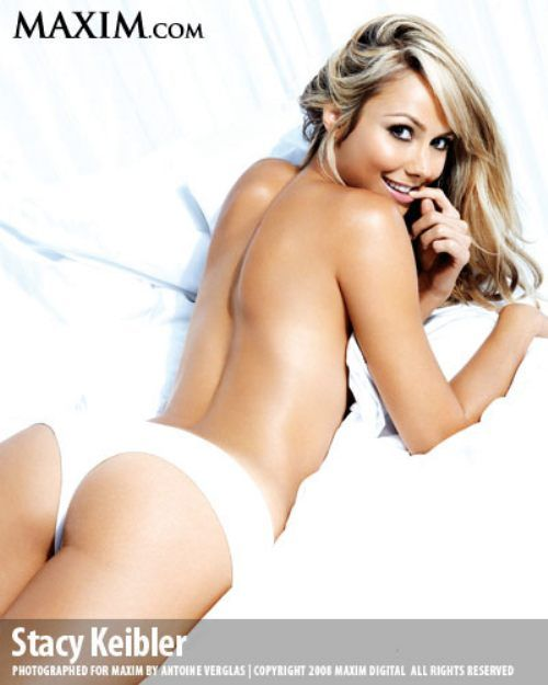 Stacy keibler porn hub