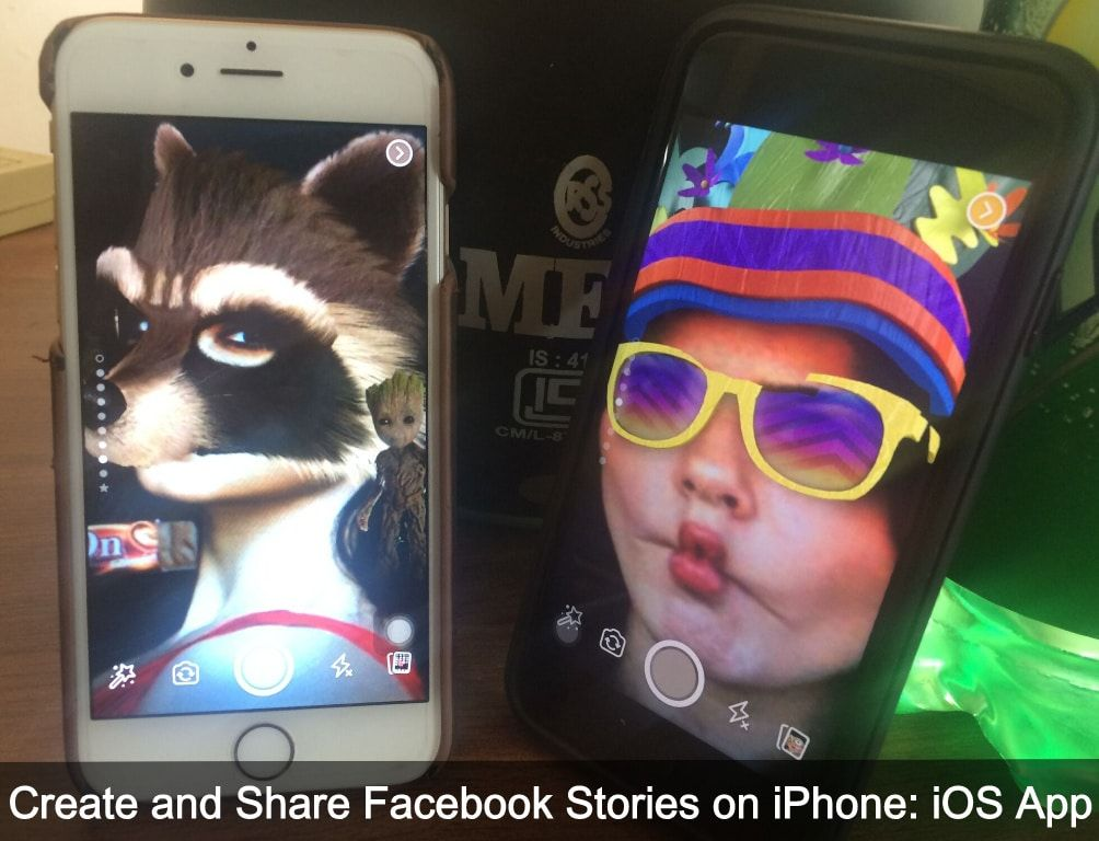 How to Use Facebook Stories on iPhone and iPad 24 Hours