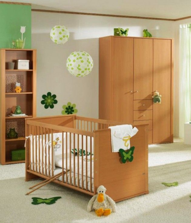 30 Attractive Green Kids Room Designs Design Ideas