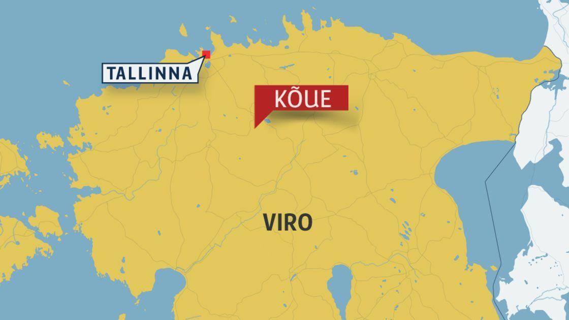 Tutkija pitää Kõuen samanikäisiä kolikko- ja korukätköjä merkkinä asukkaiden paosta ryöstäjien tieltä.