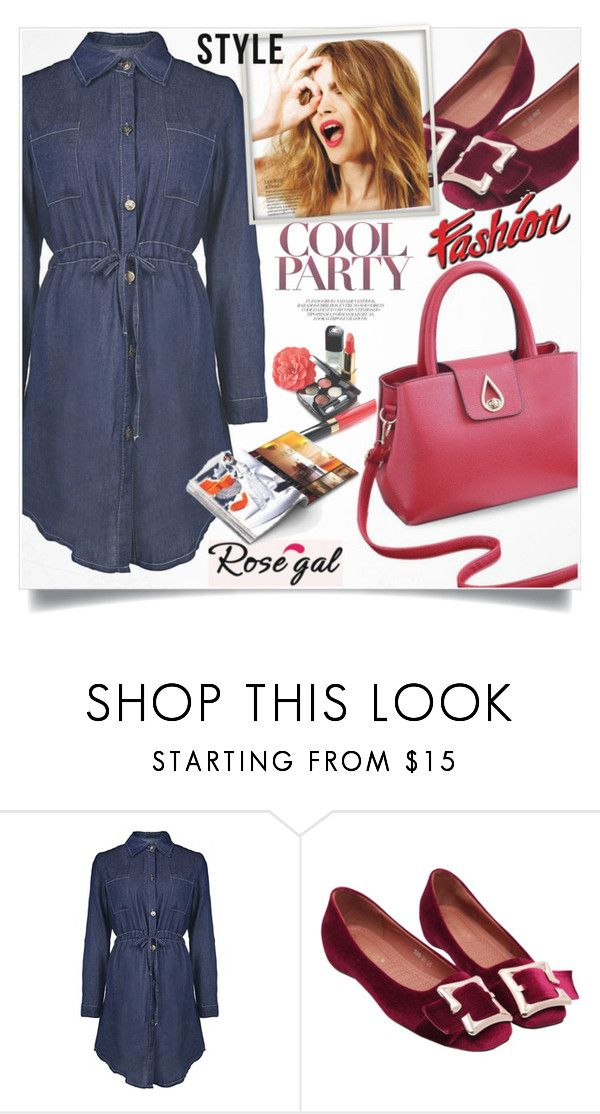 """Rosegal 11."" by lillili25 ❤ liked on Polyvore featuring Celestine and Chanel"