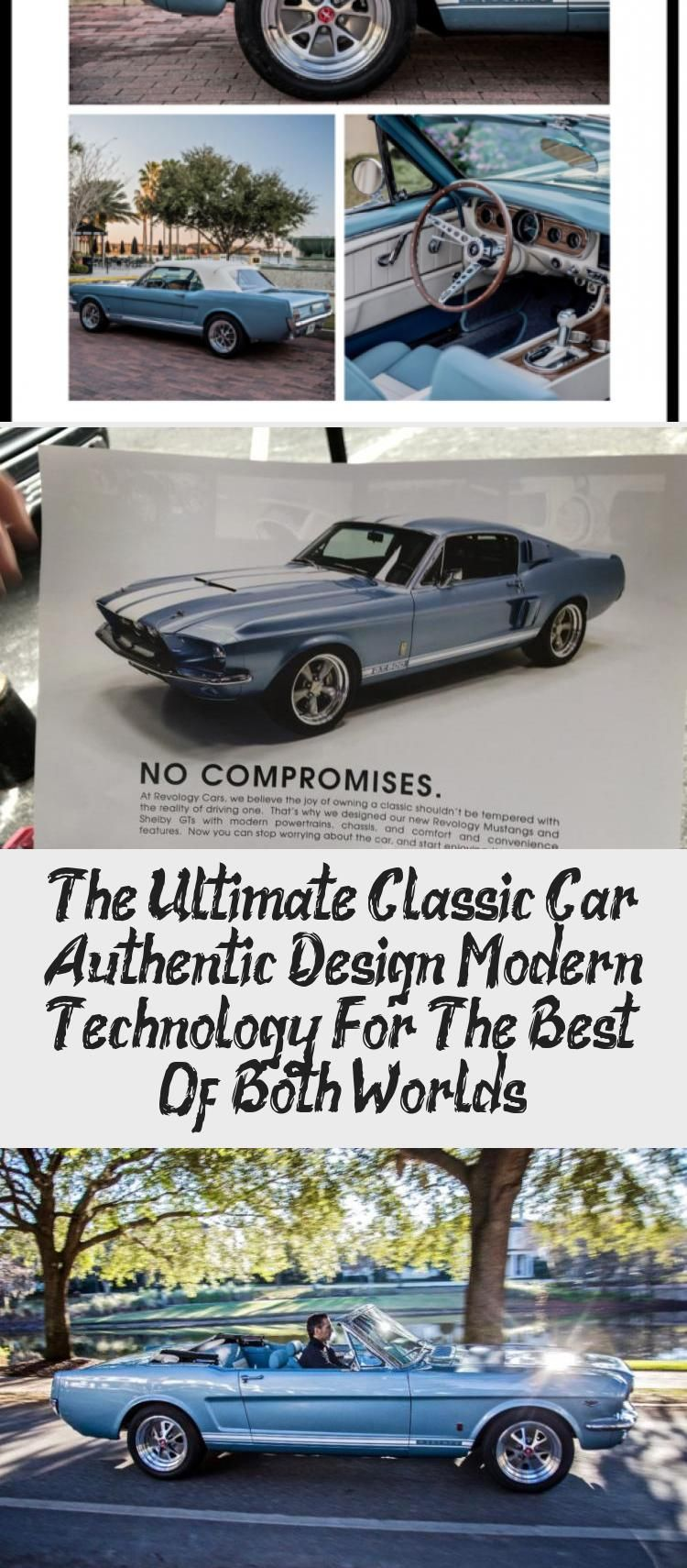 The Ultimate Classic Car: Authentic Design, Modern Technology For The Best Of Both Worlds – Technology