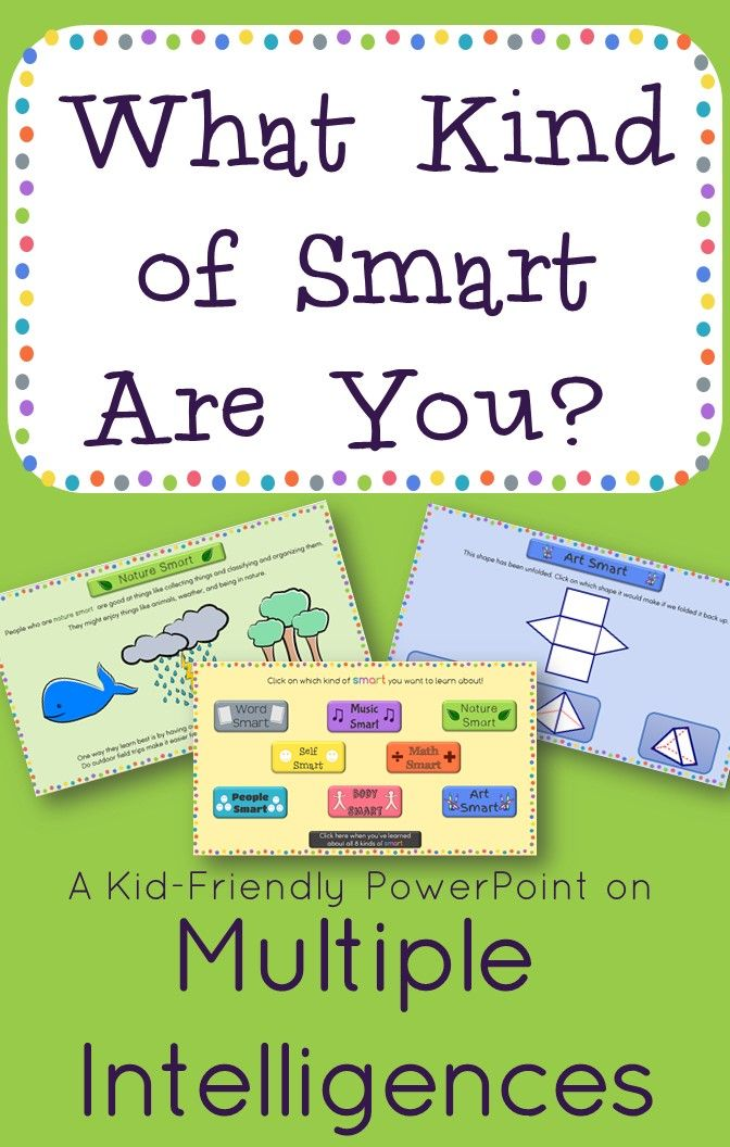 multiple intelligences interactive powerpoint multiple   multiple intelligence interactive powerpoint for 3rd and 4th grade great way to motivate