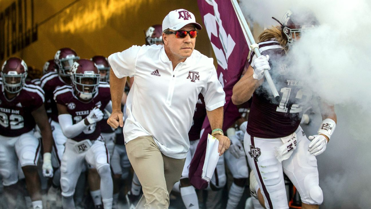 Inside Jimbo Fisher's wild first year at Texas A&M Texas