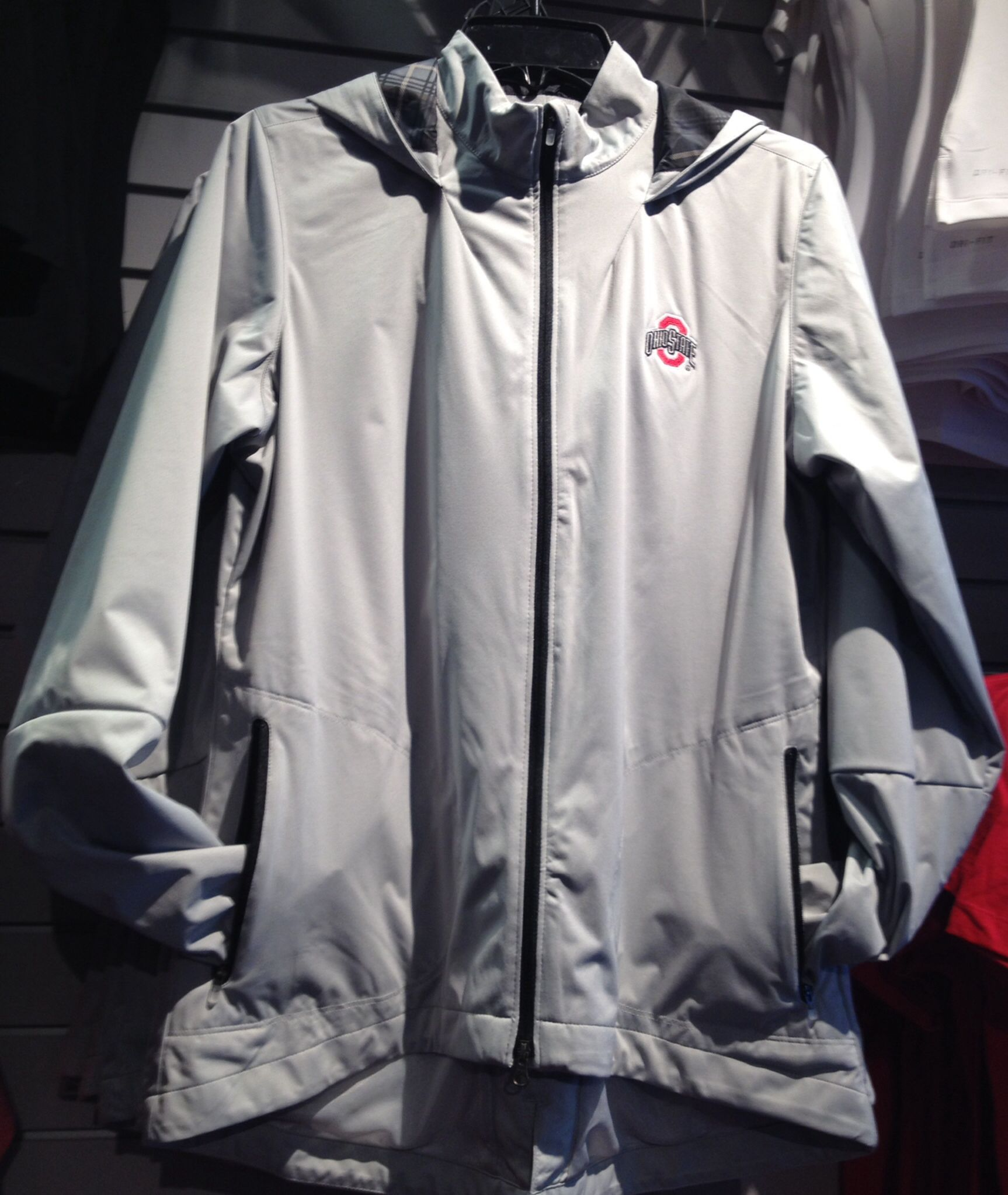 Osu Sports Outerwear Jacket Nike Jacket Athletic Jacket Outerwear Jackets [ 2046 x 1726 Pixel ]