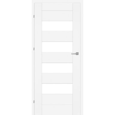 Skrzydlo Drzwiowe Lora Biale 70 Lewe Classen Drzwi Wewnetrzne W Atrakcyjnej Cenie W Sklepach Leroy Merlin