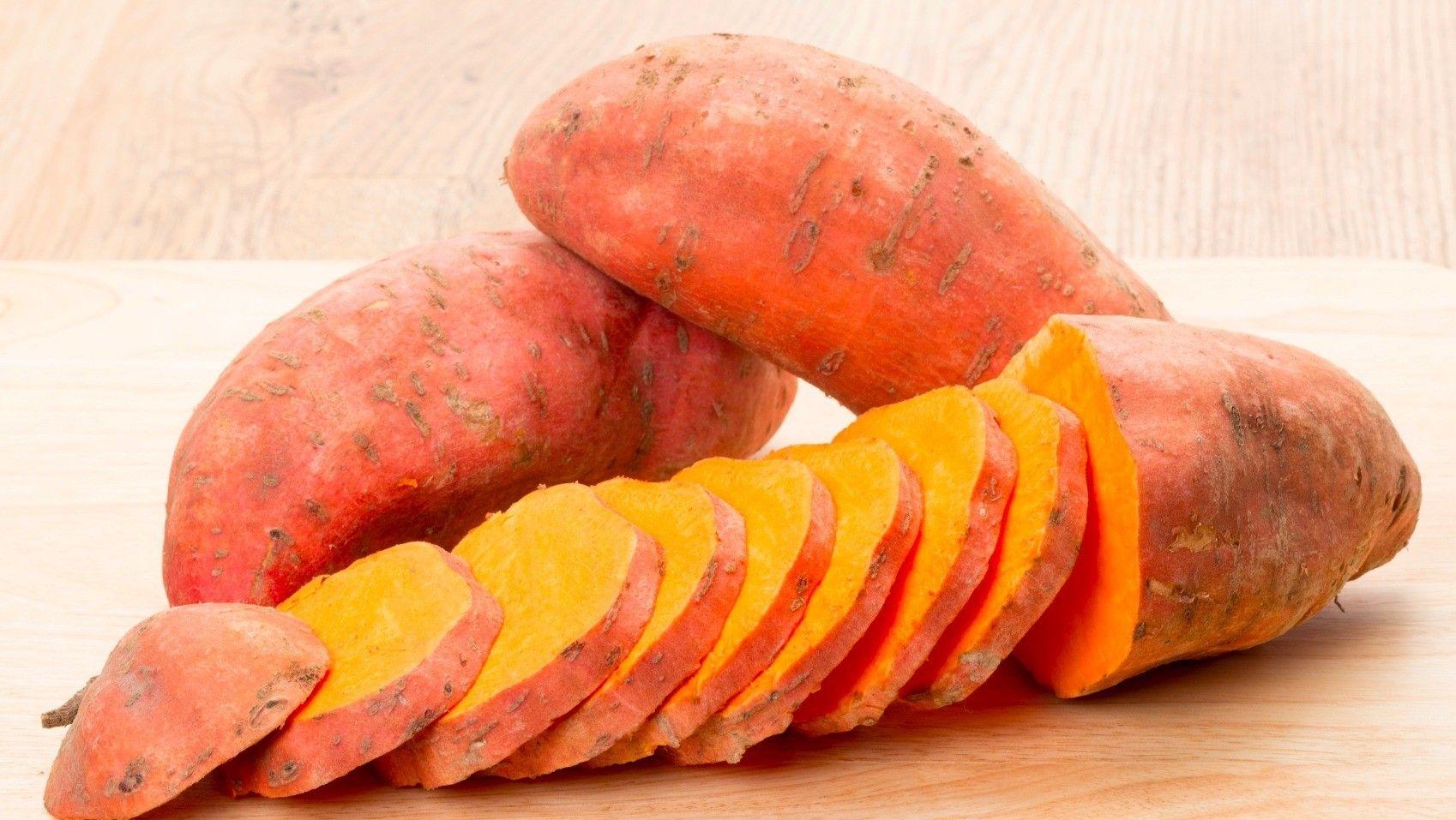 Cumin sweet potatoes