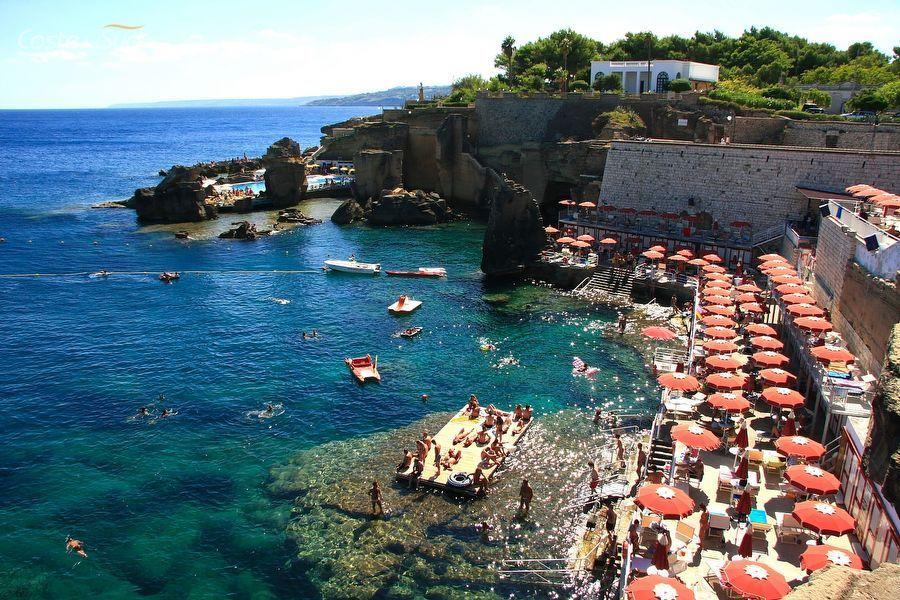 Bagno Marino Archi Sta Cesarea Terme Kids Favorite In Salento Www