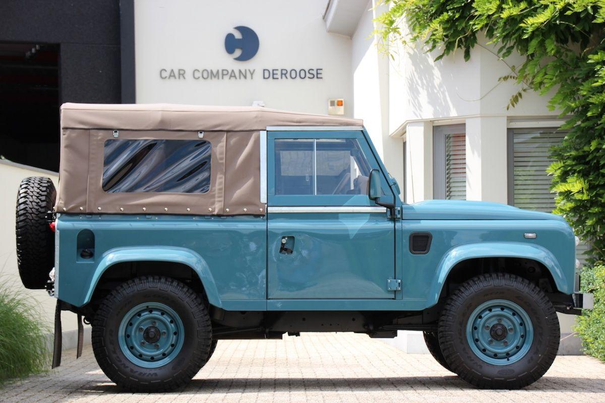 2010 Land Rover Defender - Defender 90 Soft Top - Overland Heritage !! | Classic Driver Market