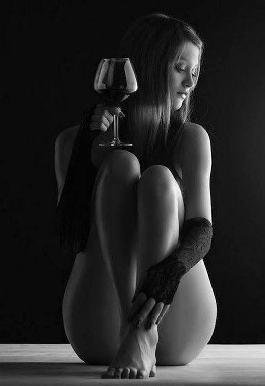 Ultimate black nude woman — img 5