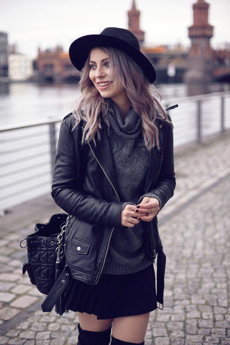 30 Edgy Womens Fashion Ideas Instaloverz Womensfashionfallclassy Womens Fashion Edgy