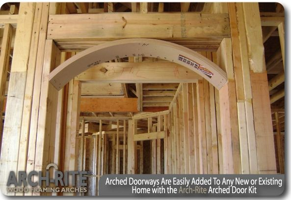High Quality Arched Doorways L Arch Rite